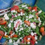 Tomato-Green-Bean-Salad