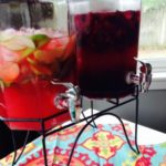 Berry Vodka Spritzer Recipe