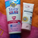 Safe Sunscreen & A Summer Smoothie!