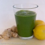 Ginger Lemon-icious Juice Recipe