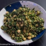 Spinach and Chickpeas Recipe
