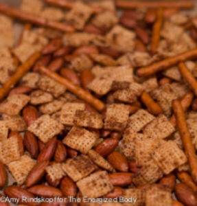 Gluten-free Curry Chex Mix Recipe