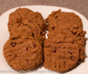 Teff-Almond Butter-Chocolate Chip Cookie Recipe