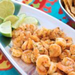Sauteed Shrimp with Orange Chipotle Sauce Recipe