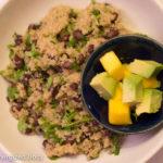 Caribbean Quinoa Salad recipe