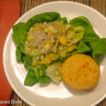 Crab Avocado Mango Salad recipe
