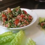 Tabouli Salad with Hemp Recipe