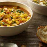 Indian Lentil – Cauliflower Soup Recipe