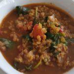 Red Lentil Kale Soup Recipe